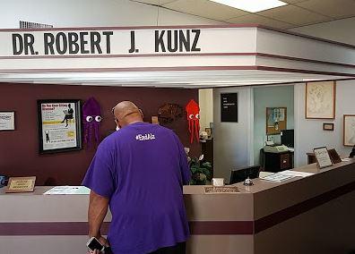 Dr Robert Kunz - Chiropractor Freeport IL