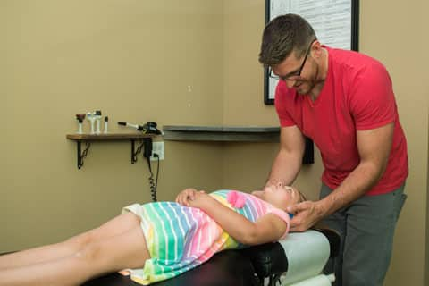 Dr Ryan Felde Huntley Chiropractor