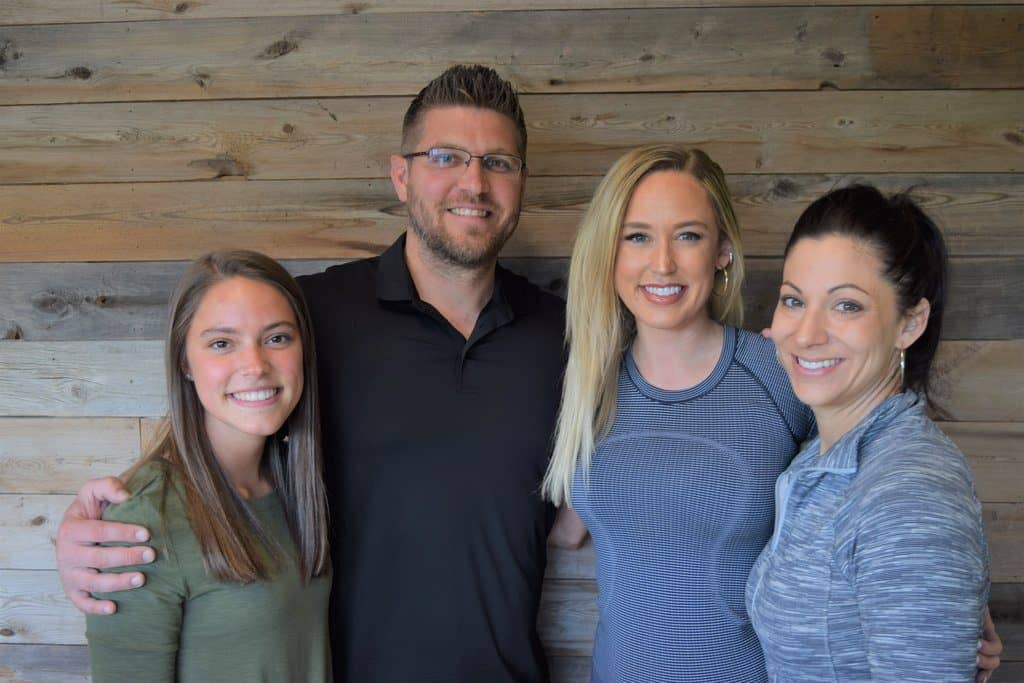 Evolve Chiropractic Huntley Il Team