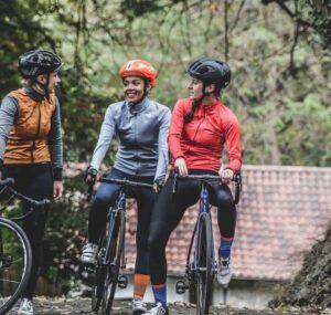 cyclists and biomechanics