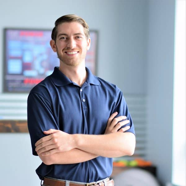 Dr JJ Carr, Physical Therapist in St. Charles IL