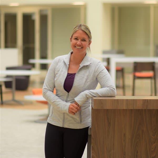 Dr Stephanie Schroeder at Evolve Chiropractor Schaumburg