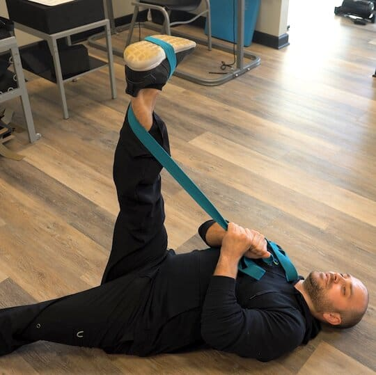 dr allin home exercises
