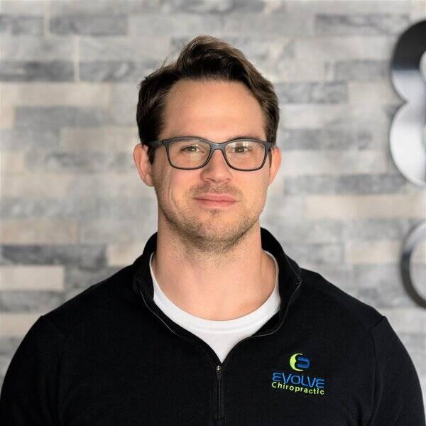 Dr. Tyler Brashier, Chiropractor